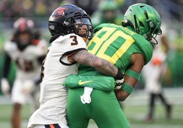 Oregon and Oregon State will no longer call their games 'Civil War'