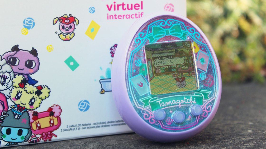 Tamagotchi Makes a Comeback
