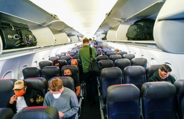 Travelers Brace for Airline Changes