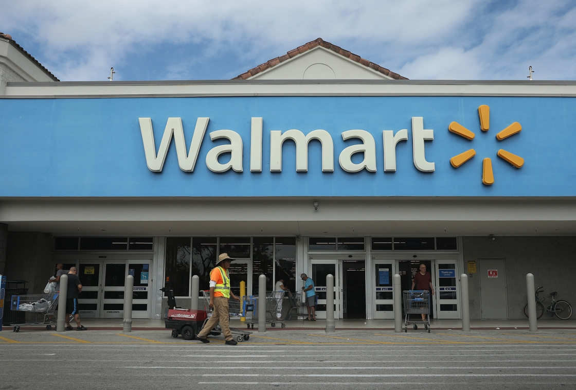 Walmart Removes Firearms and Ammunition from Some Stores