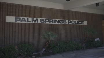 Palm Springs Police Officer Tests Positive for Coronavirus