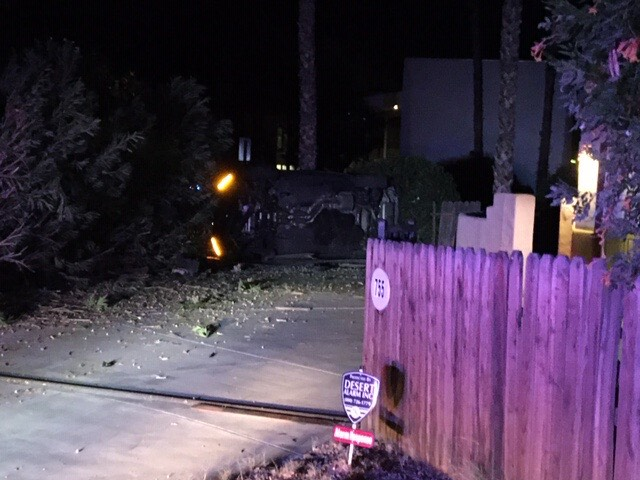 Violent night across the valley, police respond to multiple shootings and stolen vehicle