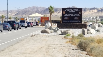 Twentynine Palms Marine dies from self-inflicted wound following active shooter alert