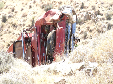 Fatal Car Crash On Highway 74 Near Pinyon Pines
