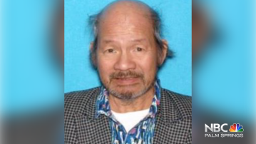 Missing Desert Hot Springs Man Found Safe
