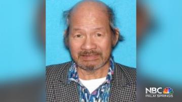 Missing Desert Hot Springs Man Found Safe