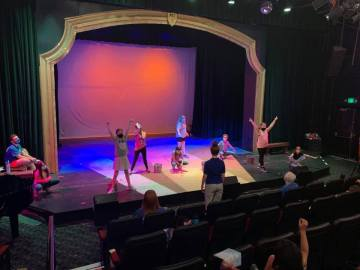 Palm Canyon Theatre camp offering summer camp with restrictions