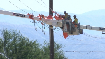Residents Face Scheduled Power Outage