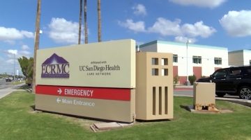 Imperial County Hospitals Face Surge of Covid-19 Cases