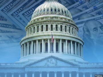 Congress passes budget resolution, step closer to approval of COVID-19 relief package