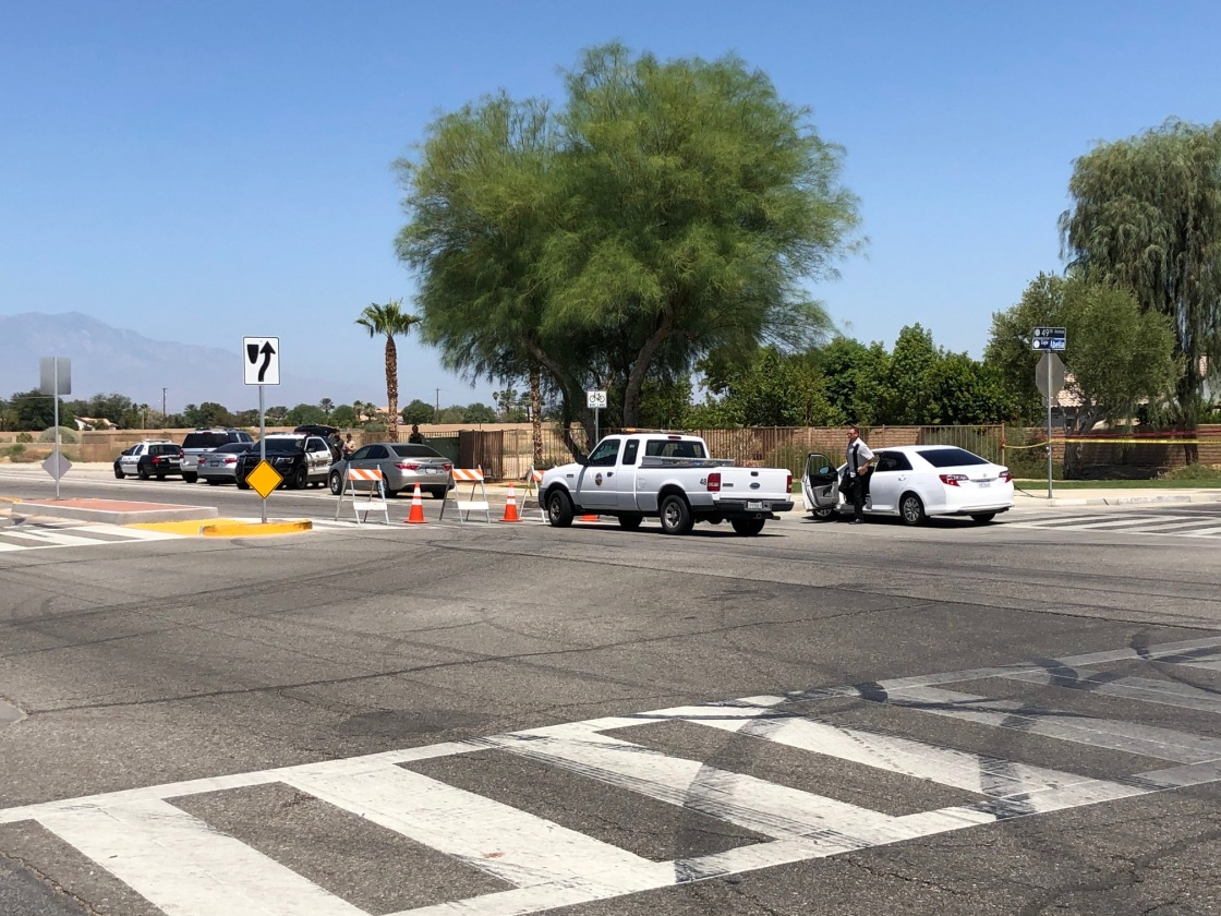 Suspicious Death Investigation Underway in Coachella