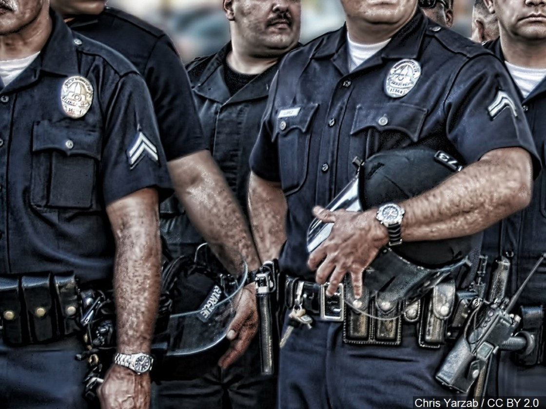 City Council Cuts $150 Million From LAPD Budget to Fund Community Programs