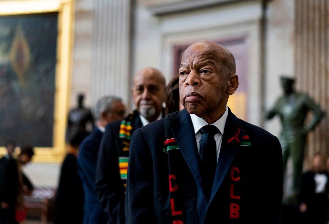 Civil rights legend Rep. John Lewis dead at 80