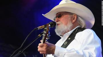 Country music star Charlie Daniels dies at age 83