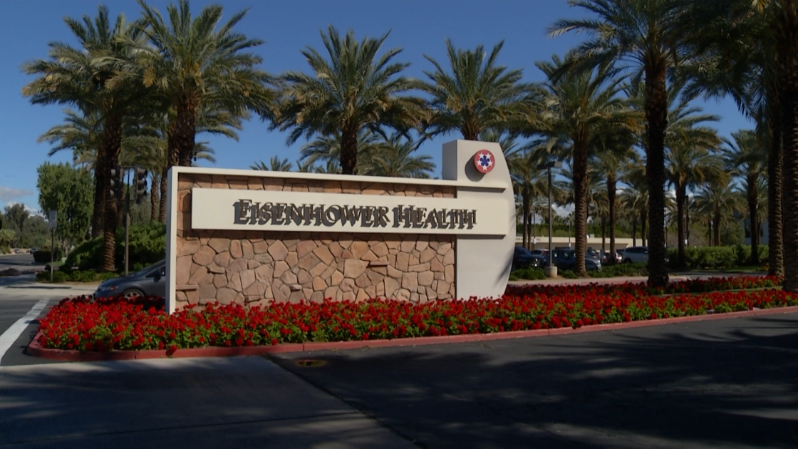 Eisenhower Health Reaches New Peak in Coronavirus Hospitalizations