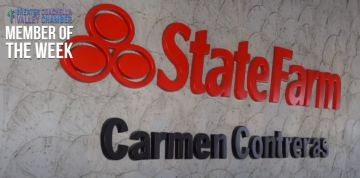 Member of the Week: Carmen from State Farm