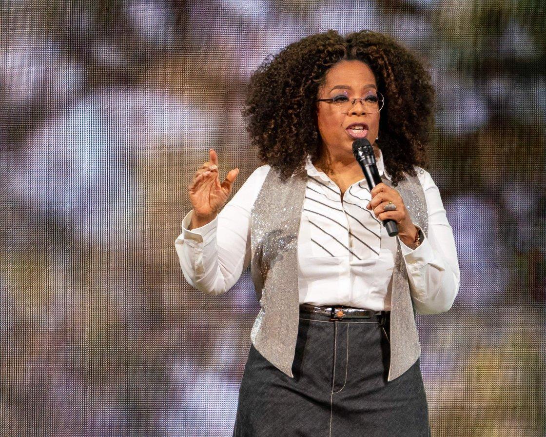 Oprah Winfrey launching new show on Apple TV+