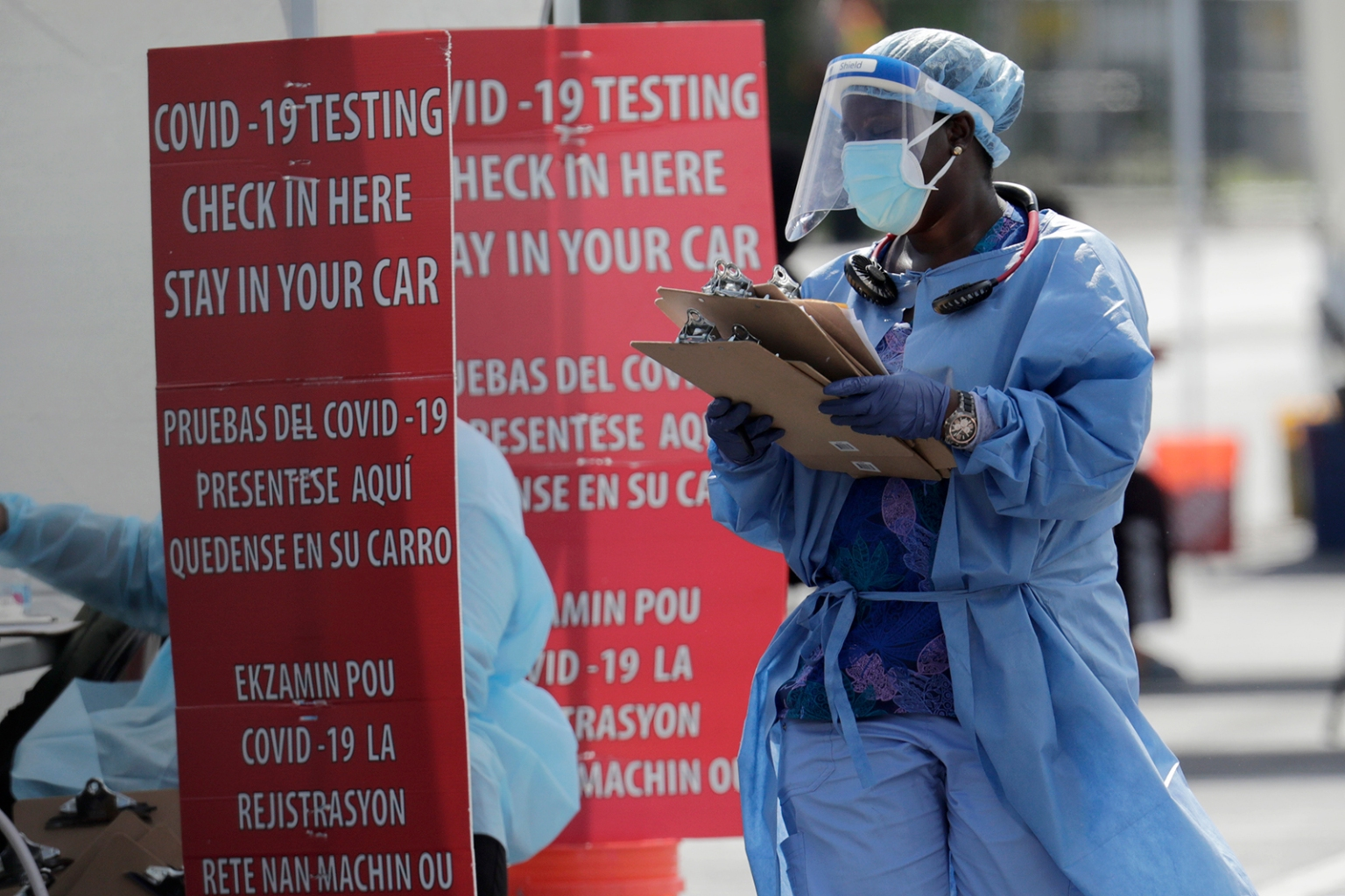 Free Coronavirus Testing Planned This Week in the Coachella Valley