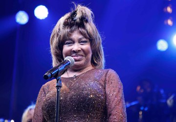 Tina Turner is back