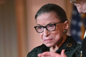 Ruth Bader Ginsburg announces cancer recurrence, will remain on the Supreme Court