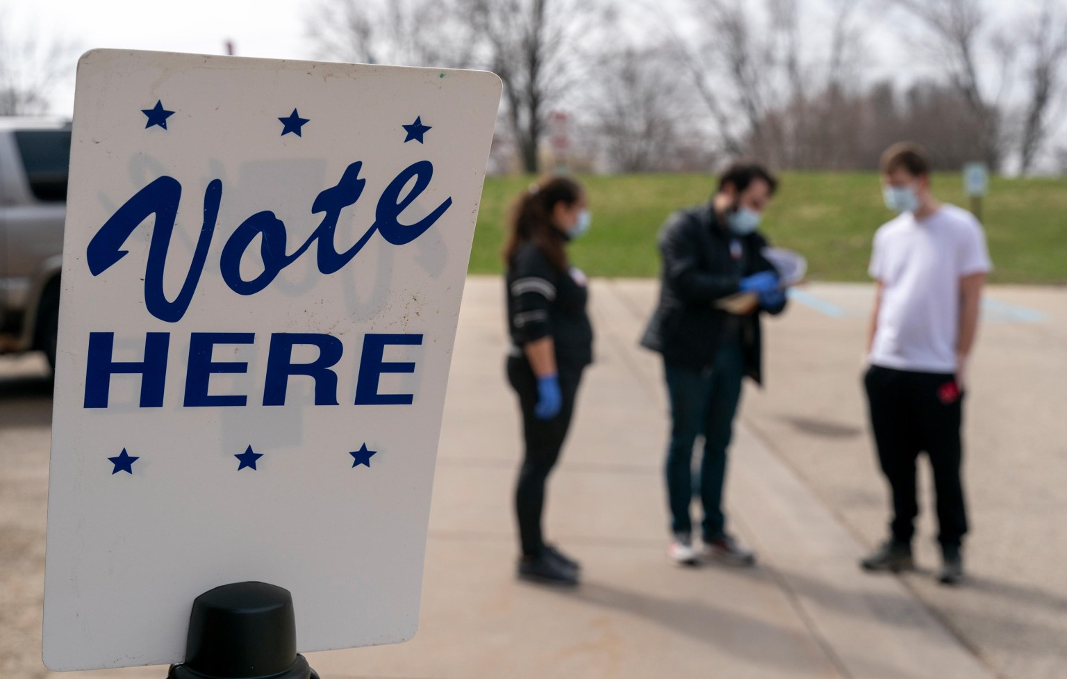 Local Organizers React To Election Stress