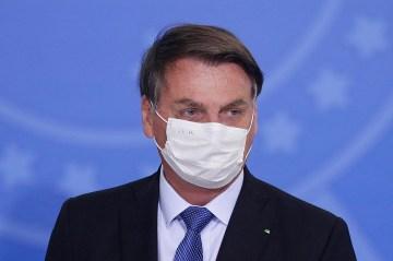 Brazil's Jair Bolsonaro tests positive for Covid-19
