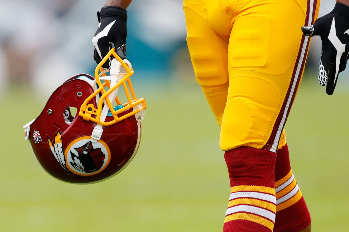 Target pulls Washington Redskins merchandise from its online stores