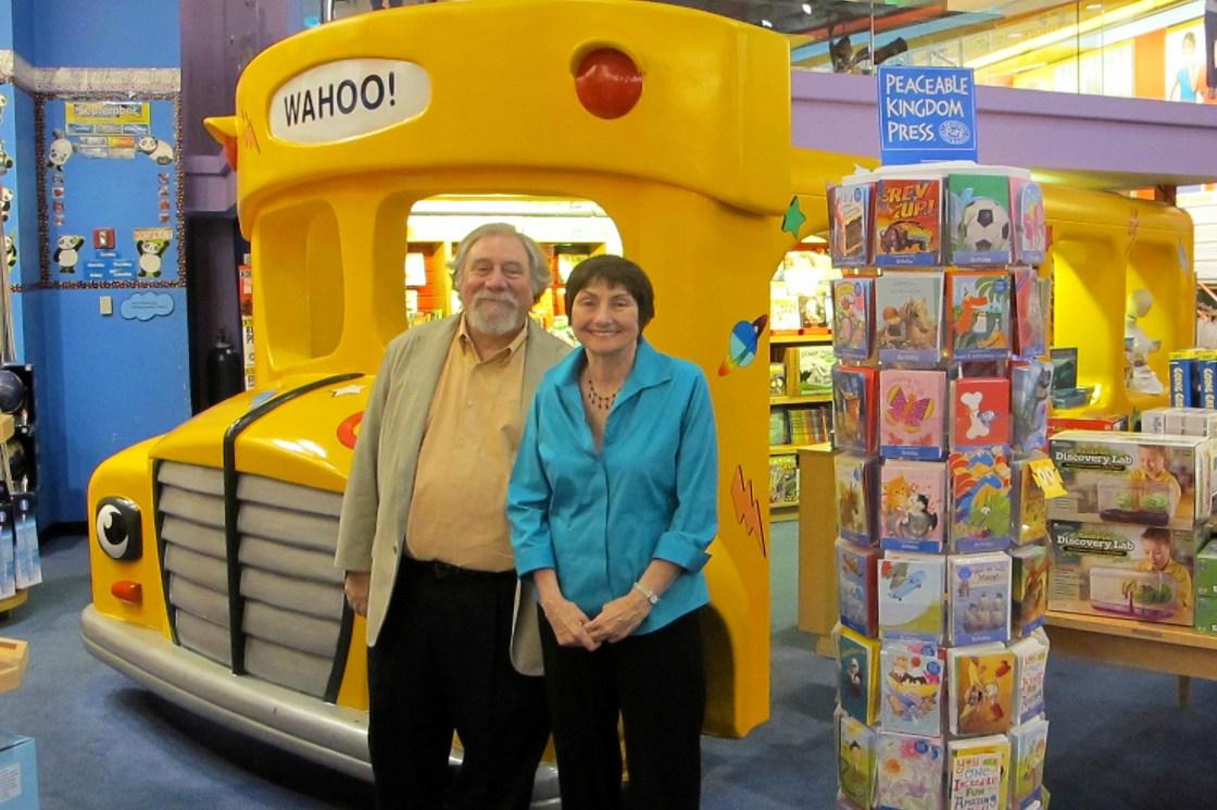 Joanna Cole, author of 'The Magic School Bus,' dies age 75