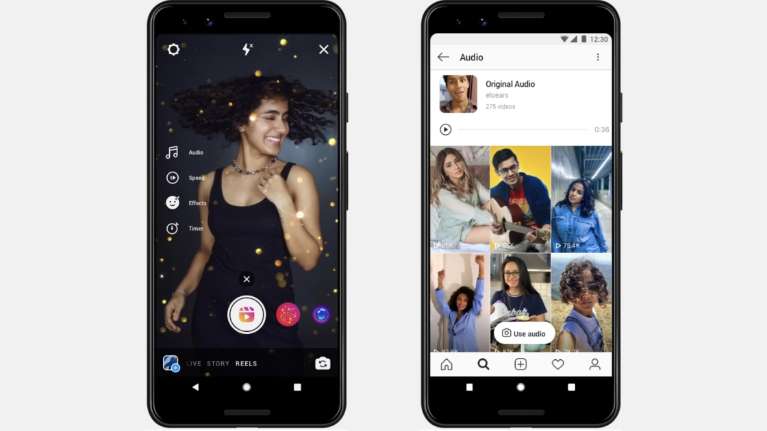 Instagram's TikTok clone is going global