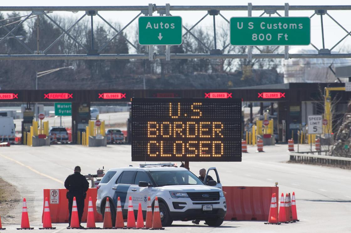 US-Canada border closure to be extended another month