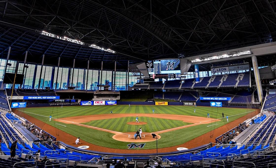 Miami Marlins' coronavirus outbreak pushes MLB to postpone two games