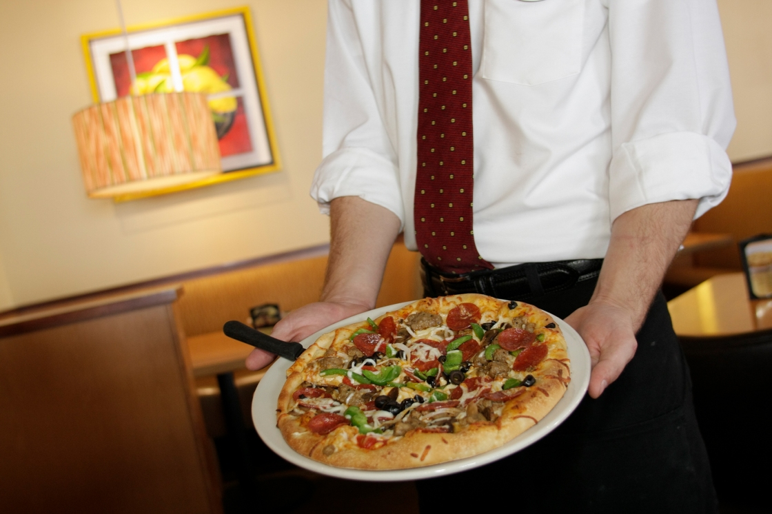 California Pizza Kitchen files for bankruptcy
