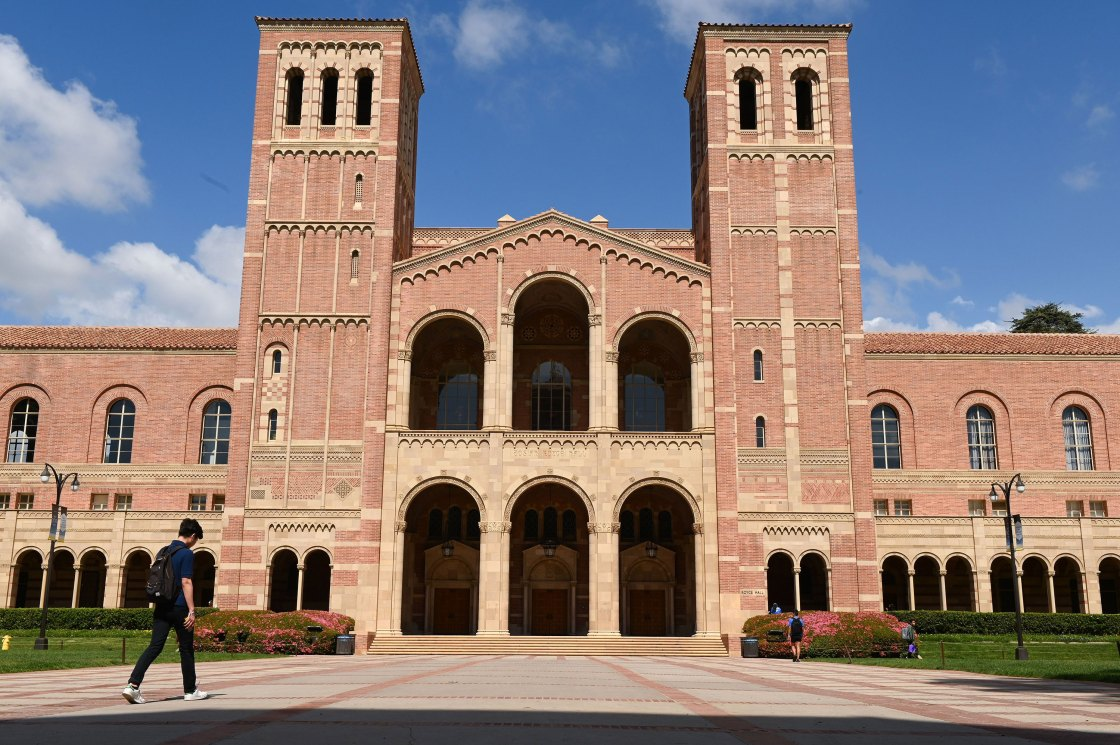 Latino students are the largest group admitted to University of California's freshman class