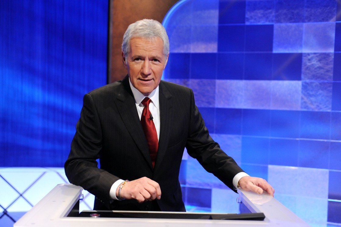 Alex Trebek has selected an unlikely candidate to be his successor