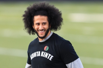 Colin Kaepernick signs production deal with Disney