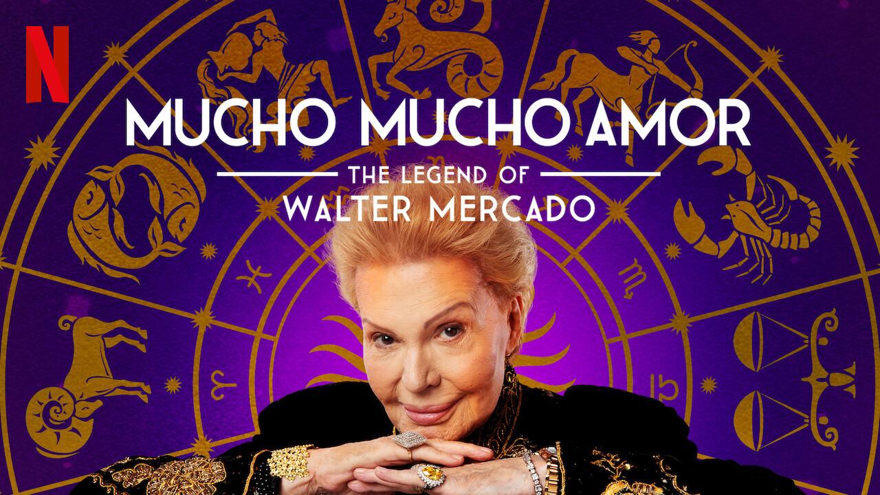 "Walter Mercado's Legacy in Netflix's ""Mucho Mucho Amor"""