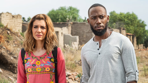 Manny Talks To Nasim Pedrad And Lamorne Morris For Netflix S Desperados Nbc Palm Springs News Weather Traffic Breaking News