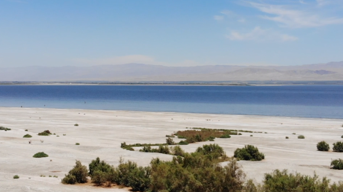 New funds to help restore the Salton sea