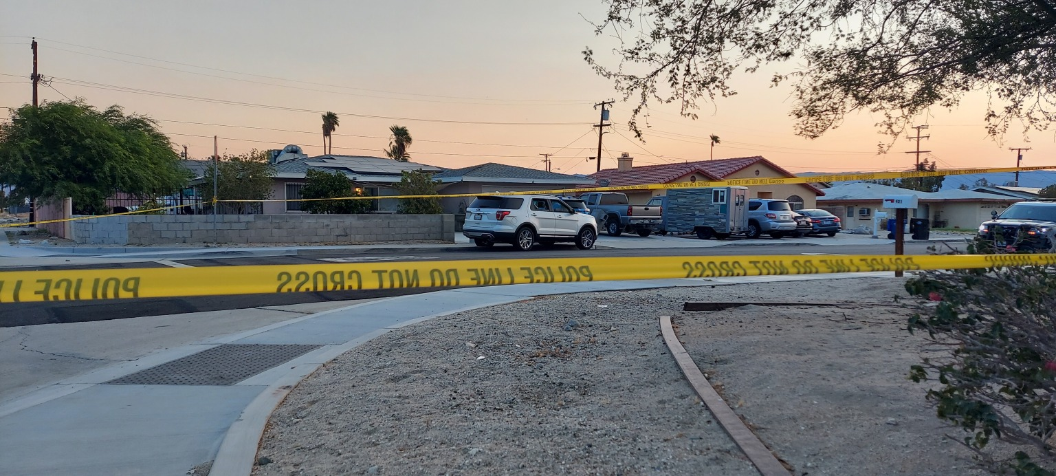 Arrests Made in Ongoing Palm Springs Shootings