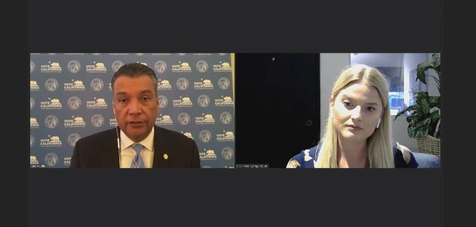 CA Secretary of State explains ballot tracking tool