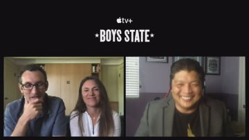 """Teenage Boys and Democracy:  A Behind-The-Scenes Look at """"Boys State"""""""