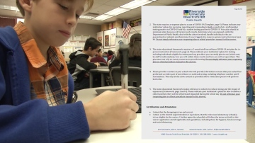 Riverside County Schools Can Apply For In-Person Learning