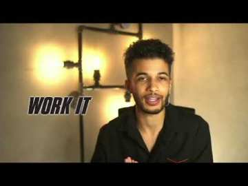 """Work It"" Interviews with Keiynan Lonsdale and Jordan Fisher"