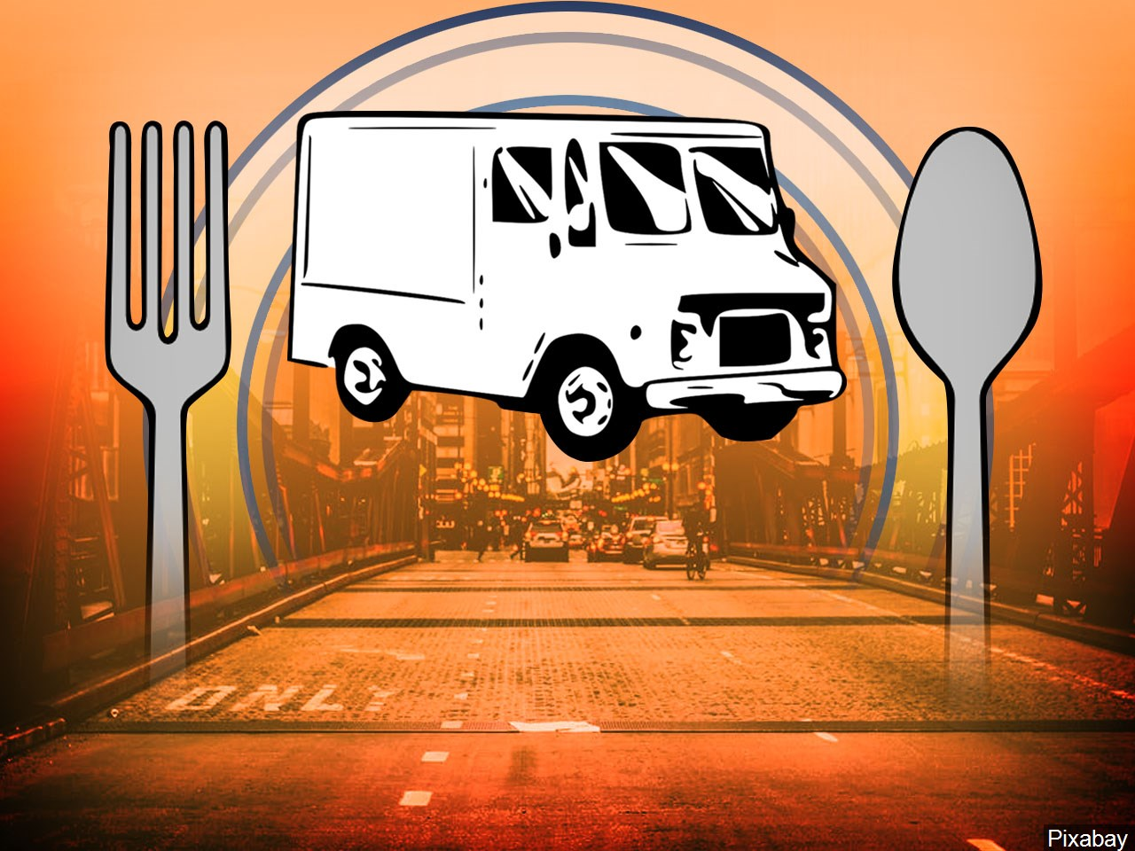 Food trucks could become the new fad