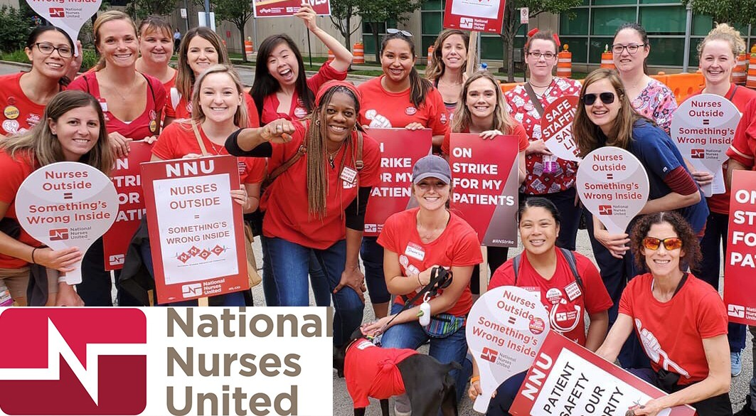 Nurses to Rally in Palm Springs Calling For More COVID-19 Protection