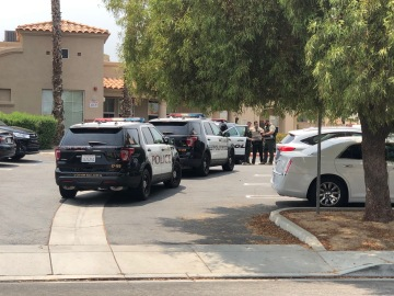 Palm Desert Suspect Search near Children's Center
