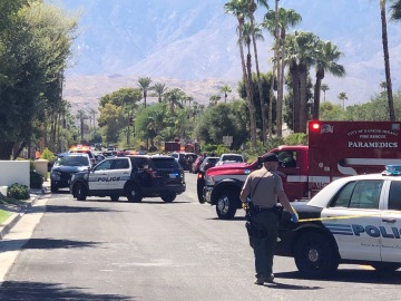 Fatal Deputy Involved Shooting in Rancho Mirage