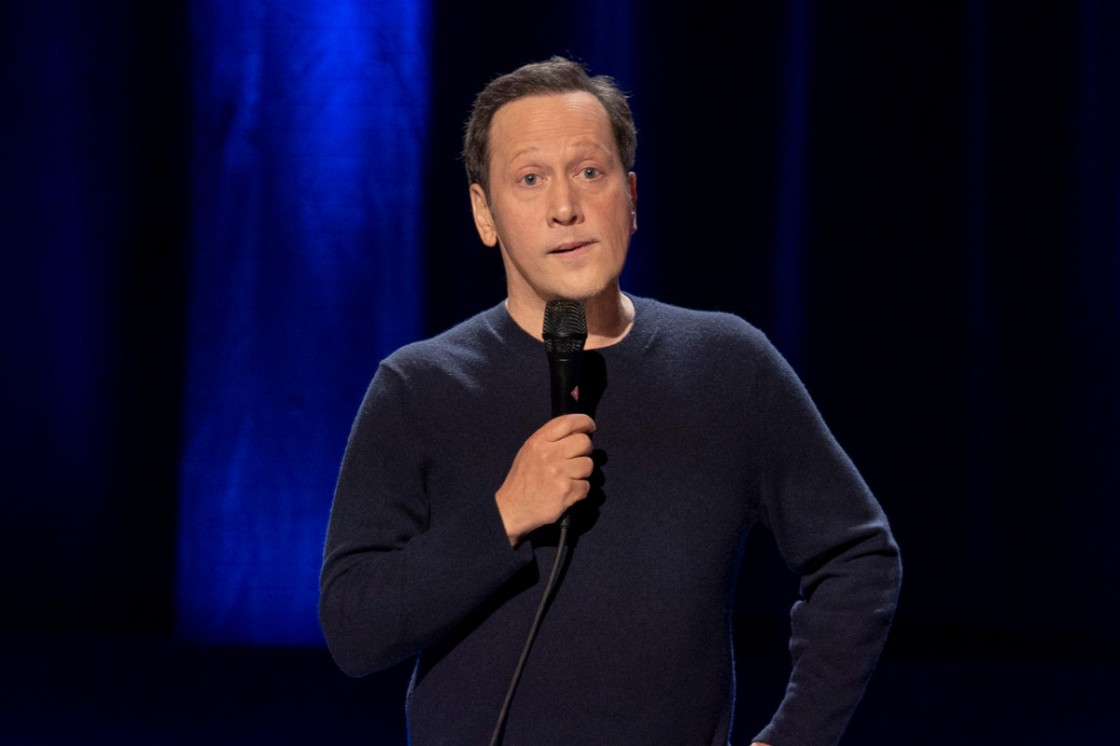 "Rob Schneider Talks About ""Asian Momma,Mexican Kids"" Netflix Special"
