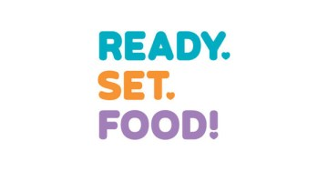 Ready. Set. Food!