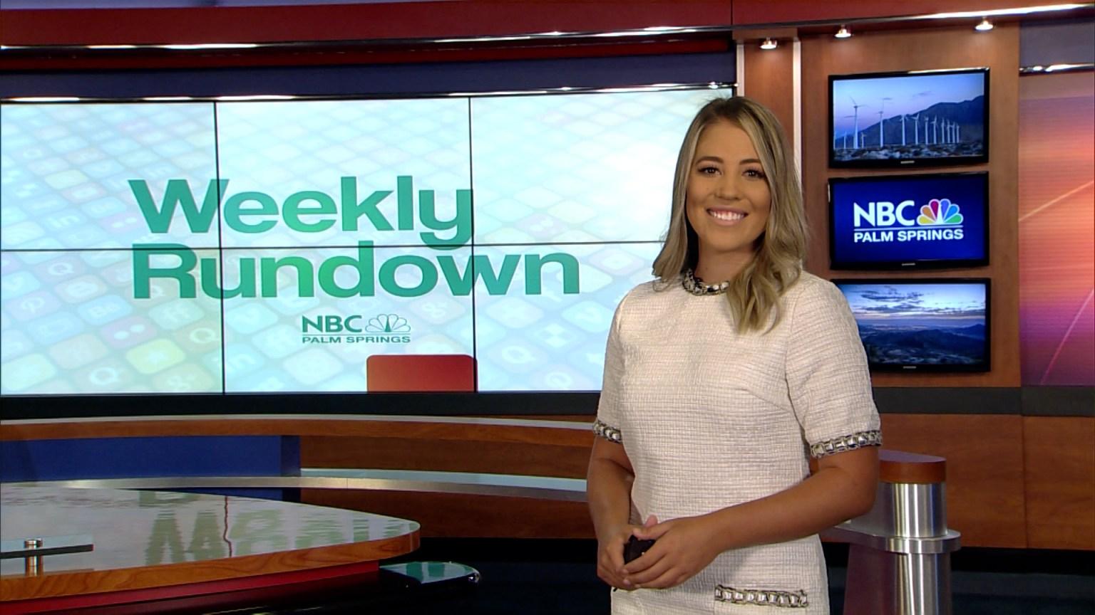 Weekly Rundown: Episode 33